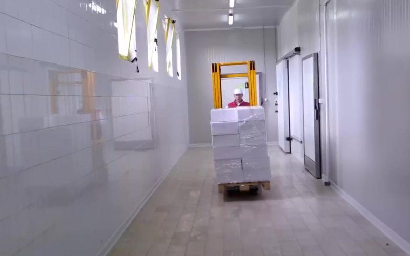 Predstavništvo i distributivni centar u Beogradu